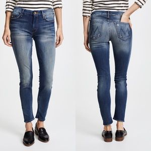 Mother The Looker Jeans 26 Tequila Truth Skinny